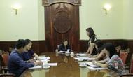 Báo cáo kế hoạch tổ chức Ngày hội các dân tộc tại hai tỉnh Quảng Nam và Vĩnh Phúc