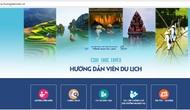 Tổng Cục Du lịch vận hành giao diện mới cơ sở dữ liệu trực tuyến hướng dẫn viên du lịch