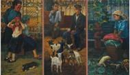 Tôn vinh thành quả lao động, nỗ lực sáng tạo của các họa sĩ Tây Bắc – Việt Bắc