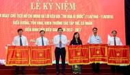 Phú Thọ: Kỷ niệm 70 năm ngày Bác Hồ ra lời kêu gọi thi đua ái quốc