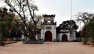 Bộ VHTTDL thống nhất trùng tu một số hạng mục của Khu di tích Đền Trần, Nam Định
