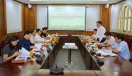 Đoàn kiểm tra Ban Bí thư làm việc với Ban cán sự Đảng Bộ VHTTDL