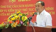Công tác cải cách hành chính luôn là một trong những nhiệm vụ trọng tâm của Bộ VHTTDL