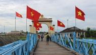 Bộ VHTTDL thống nhất lập Dự án chỉnh trang, phục chế các hạng mục bờ Nam thuộc di tích Đôi bờ Hiền Lương - Bến Hải