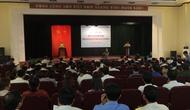 Gần 250 cán bộ tham gia tập huấn về công tác bảo vệ môi trường lĩnh vực VHTTDL