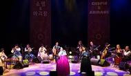 Quảng bá văn hóa dân tộc tại Lễ hội âm thanh thế giới Jeonju, Hàn Quốc