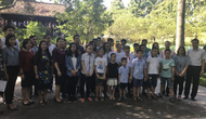 Công đoàn Bộ VHTTDL tổ chức trao thưởng các cháu có thành tích xuất sắc đạt giải cao trong học tập, năm học 2017-2018
