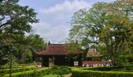 Bộ VHTTDL thống nhất tu bổ, tôn tạo một số hạng mục tại di tích Lam Kinh