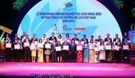 Lễ vinh danh và trao tặng Giải thưởng Du lịch Việt Nam năm 2018