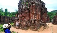 Hơn 200.000 lượt khách tham quan Mỹ Sơn (Quảng Nam)