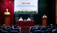 Bộ trưởng Bộ VHTTDL Nguyễn Ngọc Thiện: Cần tập trung toàn lực cho các mục tiêu thể thao lớn trong thời gian tới