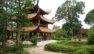 Thẩm định Báo cáo kinh tế - kỹ thuậttu bổ, tôn tạo di tích chùa Phạm Xá