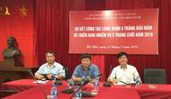 Công đoàn Khối Di sản – Văn hóa cơ sở: Sơ kết công tác 6 tháng đầu năm 2018