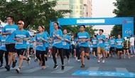 Tổ chức giải Tràng An Marathon năm 2018