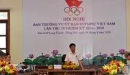 Bộ trưởng Nguyễn Ngọc Thiện: Olympic Việt Nam tập trung vào SEA Games 2019 và Olympic 2020