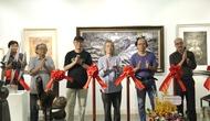 Khai mạc triển lãm Đồ họa – Điêu khắc – Mỹ thuật ứng dụng Khu vực I