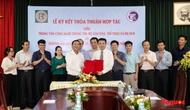 Ký kết thỏa thuận hợp tác giữa Trung tâm Công nghệ thông tin và Trường Đại học Công nghệ