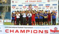 U23 Việt Nam vô địch giải đấu Tứ hùng - Cup Vinaphone 2018