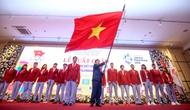 Lễ xuất quân Đoàn Thể thao Việt Nam tham dự ASIAD 2018