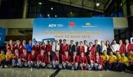 Tiễn Đoàn Thể thao Việt Namtham dự ASIAD 2018