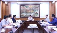 """Bộ trưởng Nguyễn Ngọc Thiện: """"Đẩy nhanh tiến độ xây dựng Nghị định mới về lĩnh vực Nghệ thuật biểu diễn"""""""