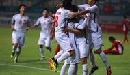 ASIAD 18: Đội tuyển bóng đá Olympic Việt Nam thắng Olympic Nepal