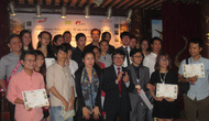 Trại sáng tác trẻ HANIFF 2018