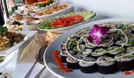 """Tuần lễ ẩm thực chay """"Mùa sen nở"""" diễn ra tại TP. Hồ Chí Minh"""