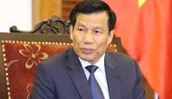 Bộ trưởng Nguyễn Ngọc Thiện trả lời phỏng vấn tạp chí FIRST của Vương quốc Anh