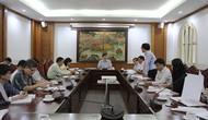 Thứ trưởng Lê Quang Tùng làm việc với Tổng cục Du lịch