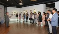 Giới thiệu mỹ thuật đương đại Hàn Quốc tại Hà Nội