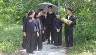 Tái hiện Lễ cưới của dân tộc Nùng tỉnh Lạng Sơn