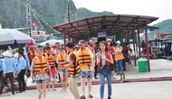 Quảng Ninh đón gần 9 vạn lượt khách trong dịp nghỉ lễ Quốc khánh