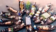 Hậu Giang đầu tư phát triển du lịch chợ nổi Ngã Bảy
