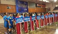 44 cơ quan báo chí tham dự giải Bóng bàn Cúp Hội Nhà báo Việt Nam 2018
