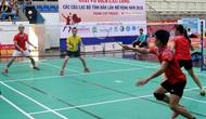 Sôi nổi Giải vô địch Cầu lông các câu lạc bộ tỉnh Đắk Lắk mở rộng năm 2018