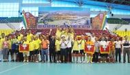 Lào Cai: Giải bóng chuyền hơi các câu lạc bộ lần thứ 2 năm 2018 thành công tốt đẹp