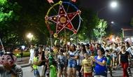 """Hà Nội tổ chức Lễ hội Trung thu """"Đêm rằm xuống phố"""" tại phố đi bộ Hồ Gươm"""