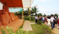 Khảo sát một số địa điểm du lịch tại Phan Thiết, Bình Thuận