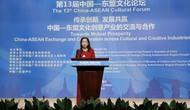 Thứ trưởng Đặng Thị Bích Liên tham dự Diễn đàn Hợp tác ASEAN - Trung Quốc lần thứ 13