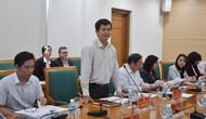 Thứ trưởng Lê Quang Tùng làm việc tại tỉnh Quảng Ninh