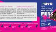 Liên hoan quốc tế phim tình yêu Mons lần thứ 3 tại Việt Nam