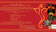 Lễ hội Ganesha 2018: Hòa mình vào văn hóa Ấn Độ