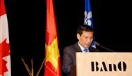 Khai mạc Tuần lễ Văn hóa Việt Nam tại thành phố Montreal – Canada 2018