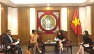 Việt Nam – Anh: Phối hợp tổ chức các hoạt động kỷ niệm 45 năm thiết lập quan hệ ngoại giao