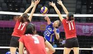 Bóng chuyền nữ Việt Nam dự giải vô địch châu Á