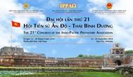 Đại hội Hội tiền sử Ấn Độ - Thái Bình Dương lần thứ 21
