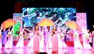 Nhà hát Nghệ thuật Đương đại Việt Nam biểu diễn tại Đại hội ASOSAI 14