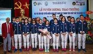 Tuyên dương huấn luyện viên, vận động viên đội tuyển Điền kinh Việt Nam