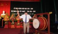 Học viện Âm nhạc Huế khai giảng năm học mới 2018-2019